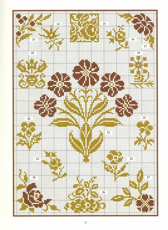 Gallery.ru / Repertoire des motifs - Orlanda