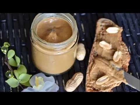 ✩Beurre de cacahuètes fait maison en quelques minutes ! ✩ - YouTube