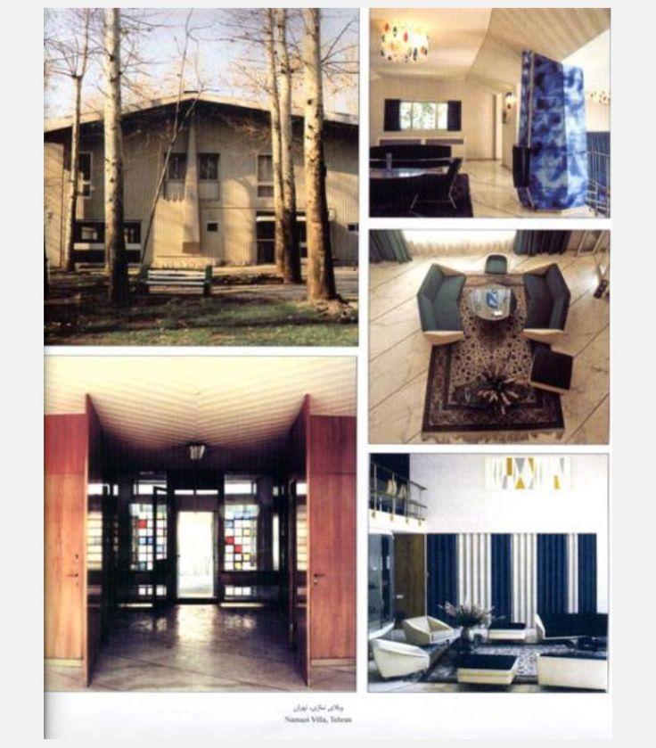 """To prevent demolition of """"Nemazee Villa"""" designed by Italian Architect Gio Ponti"""