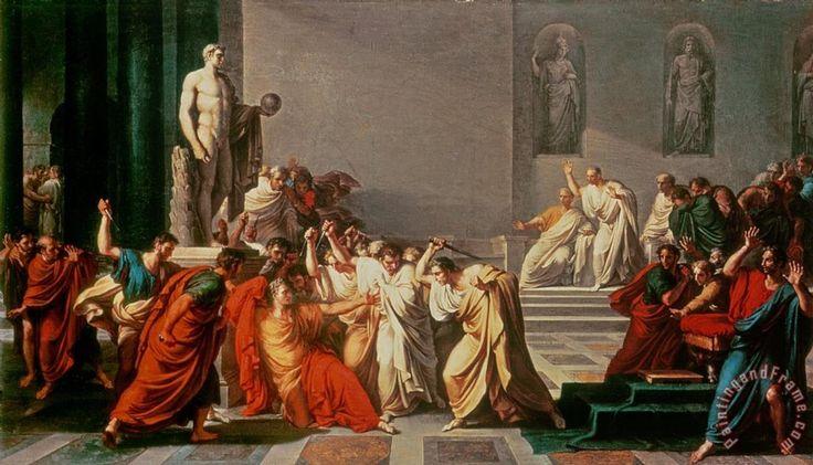 13 Ιουλίου 100 π.Χ. – Σαν σήμερα γεννήθηκε ο Ιούλιος Καίσαρας