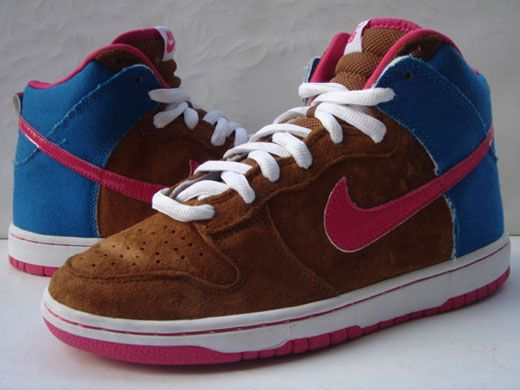 info for 8de40 cb85a ... Nike SB Dunk High x Mr. Todd Bratrud Todd Bratrud x SPoT ...