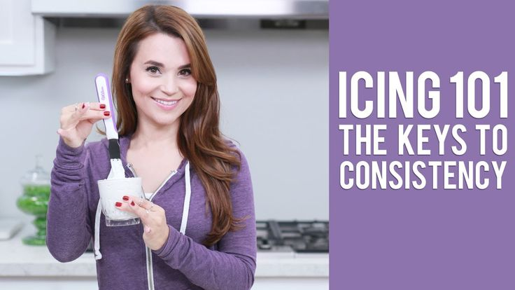 ICING 101|The Keys to Icing Consistency | Everything You Want to Know fr...