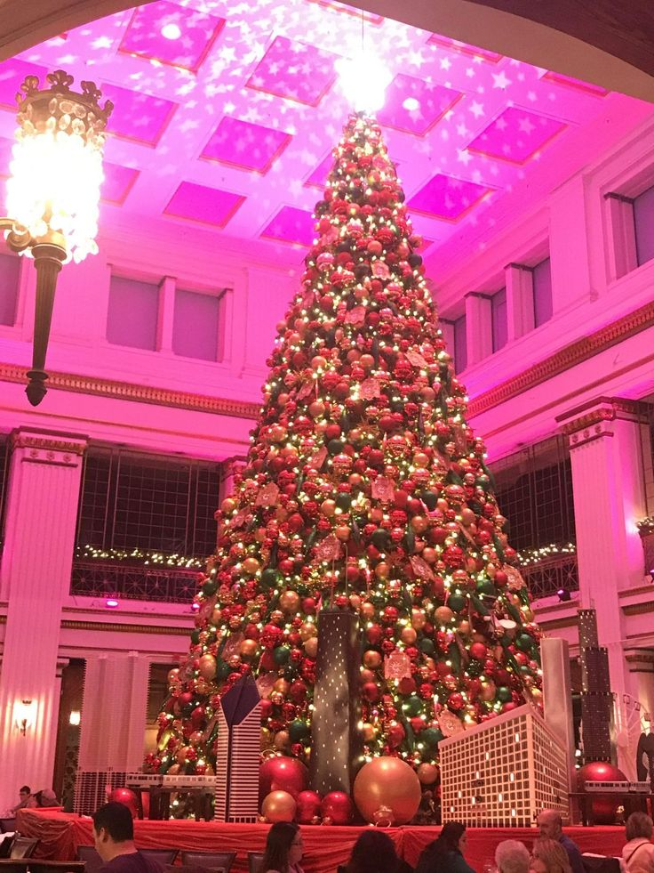 5 mustsee christmas trees in downtown chicago in 2020
