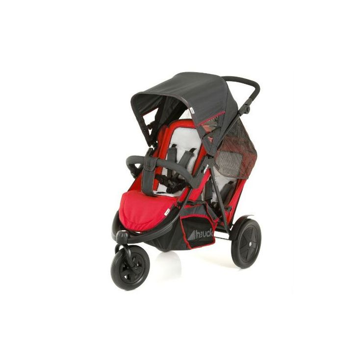 Hauck Freerider Tandem Pushchair-Red (New) H-51301 The Freerider with its two separate seat units is an extremely practical double buggy. When you take the second seat unit off - which is also easy to assemble -, you can turn your double buggy into a  http://www.MightGet.com/march-2017-1/hauck-freerider-tandem-pushchair-red-new-h-51301.asp