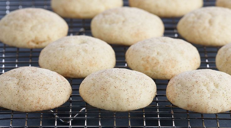 Get this quick and easy snickerdoodle recipe from Bake With Anna Olson.