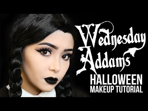 Halloween Series: Fortune Teller Makeup Tutorial | Daisy Marquez - YouTube