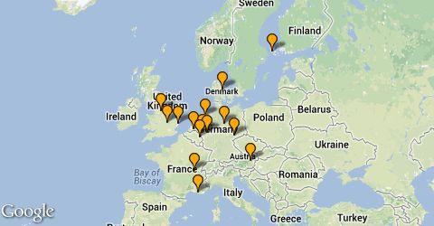 2013 - 2014 Half Marathon Calendar   Europe
