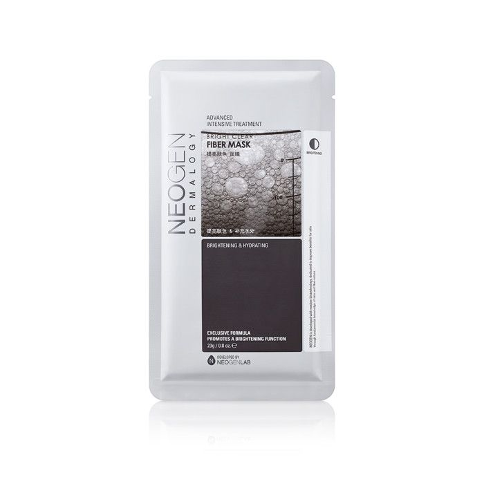 Neogen-Dermalogy Bright Clear Fiber Mask
