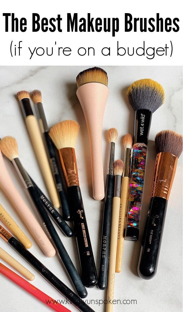 The Best Affordable Makeup Brushes Sets In 2020 Best Makeup Products Best Affordable Makeup Brushes Affordable Makeup Brushes