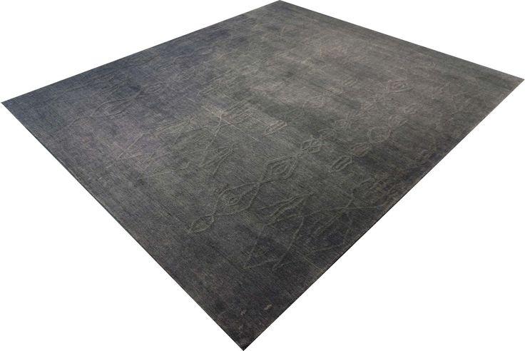 Trendige Motive Ton in Ton – die typischen Motive eines Berberteppichs schimmern beim Nemoh Nomad Grey nur leicht durch den Grundflor. Durch die sanften Kontraste wirkt der in dekorativem Grau gehaltene Teppich sehr elegant.