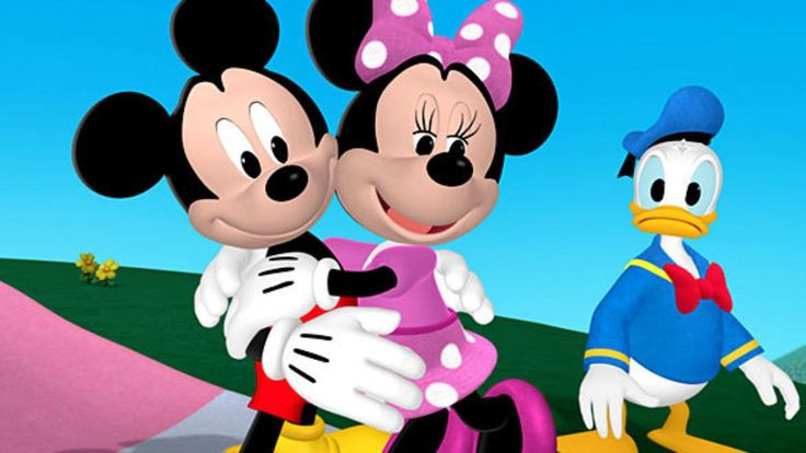 Mickey Mouse Clubhouse (2014) - Mickeys Space Adventure Full Movie ...