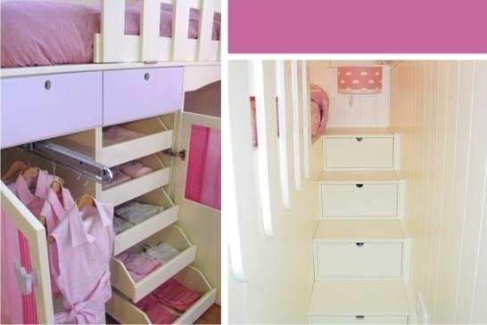 Ambientes Canballini Kids. Mobiliario infantil y juvenil de diseño.