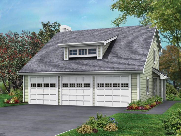 40 Best Images About Great Garage Plans On Pinterest House Plans Studio Apartments And Garage