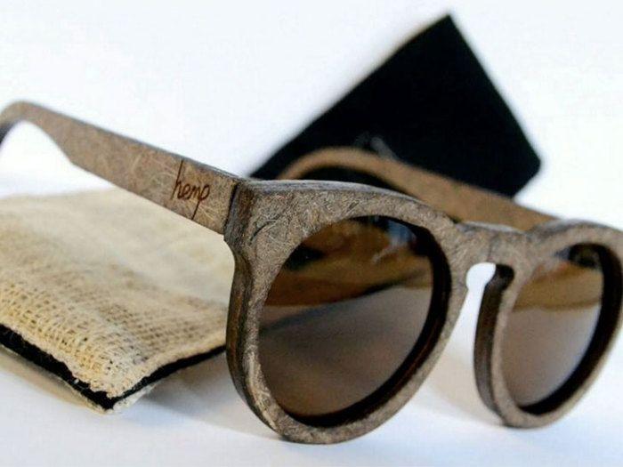 Конопляные очки от Сэма Уитмена.