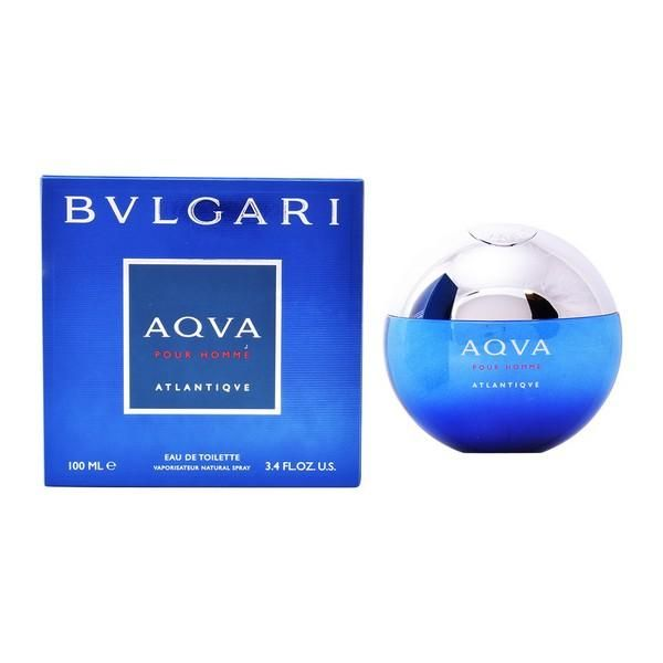 Men S Perfume Aqva Pour Homme Atlantique Bvlgari Edt In 2020 Men Perfume Bvlgari Perfume
