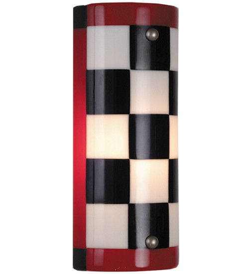 "5""W Metro Fusion Mama Mia Contemporary Wall Sconce"
