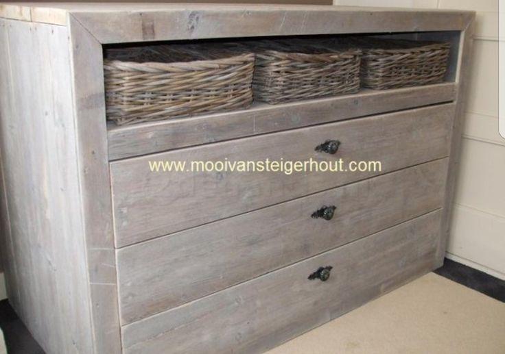 Babykamer van steigerhout prachtige voorbeelden ik woon fijn
