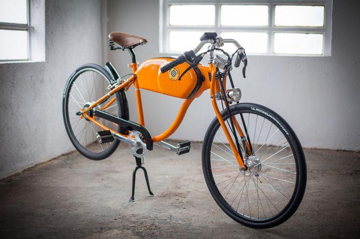 As bicicletas elétricas e personalizadas da OTO Cycles