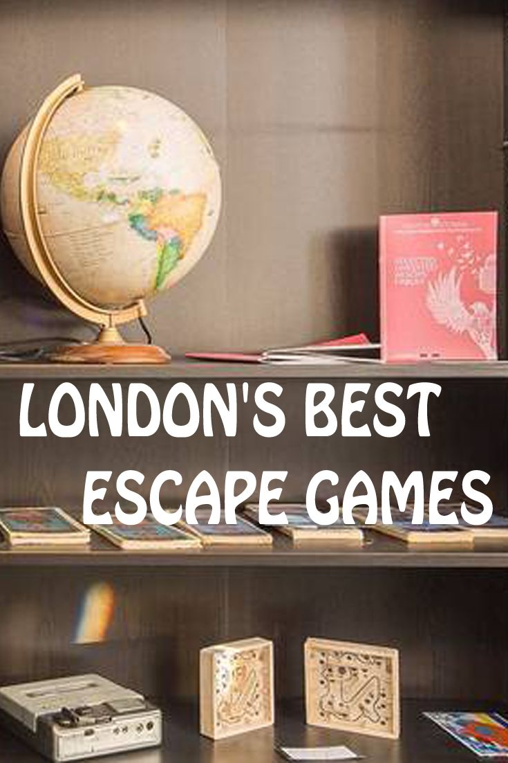 Best escape rooms in London