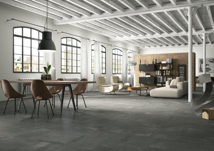 Creatief met keramische betontegels van Imola ceramica