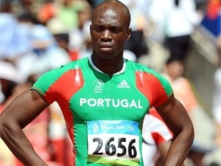 Francis Obikwelu is a sprint athlete. He holds the record for the fastest time in the 100 m set by a European competitor with a time of 9.86 seconds. He finished second in the 100 m at the 2004 Summer Olympics in Athens, Greece, the first medal ever in athletics sprinting events for Portugal. He won 100 m and 200 m in 2006 at the European Championships in Athletics and became the first athlete to win both 100 m and 200 m in the same European Championship since 1978.