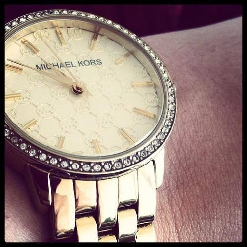 michael kors watch <3