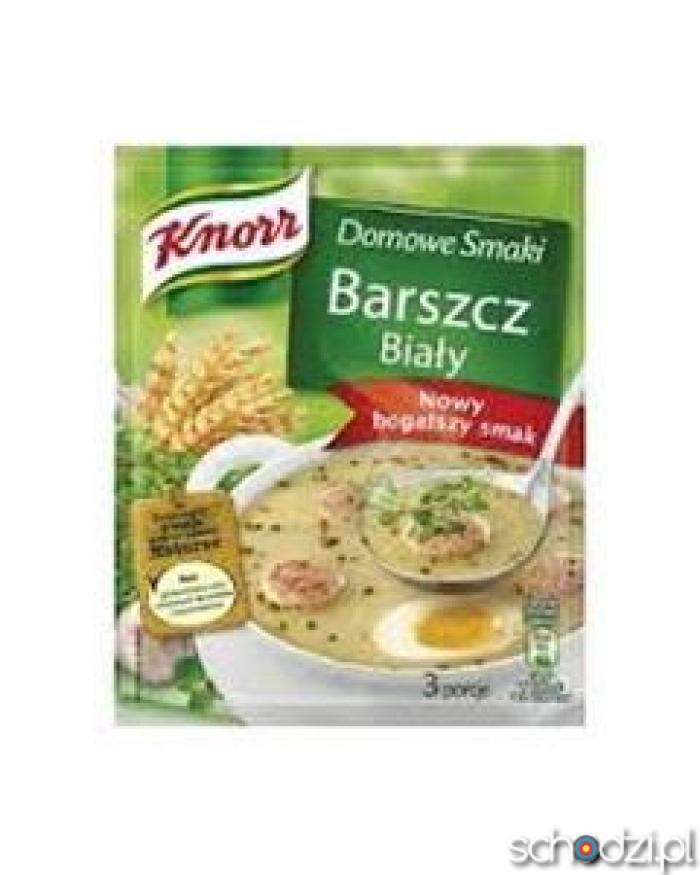 Knorr barszcz bialy 750ml - Schodzi.pl