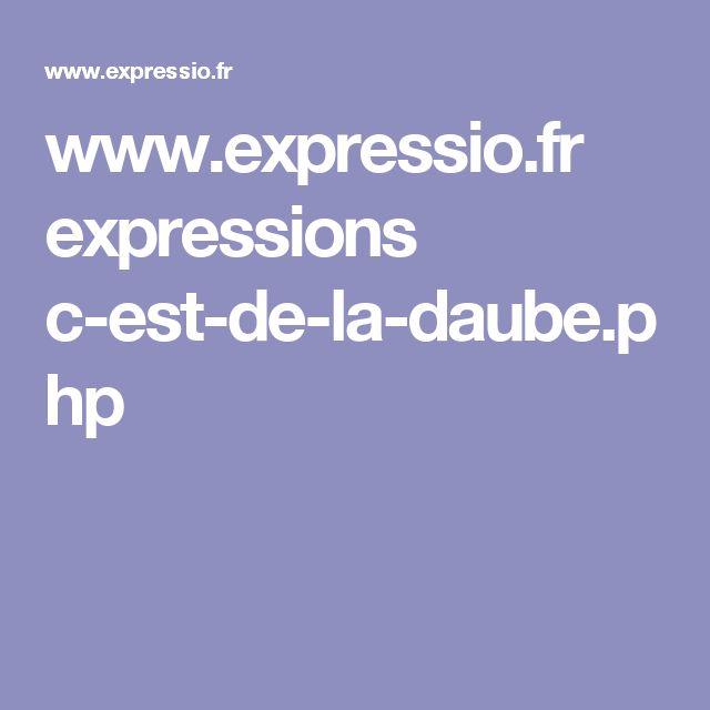 www.expressio.fr expressions c-est-de-la-daube.php