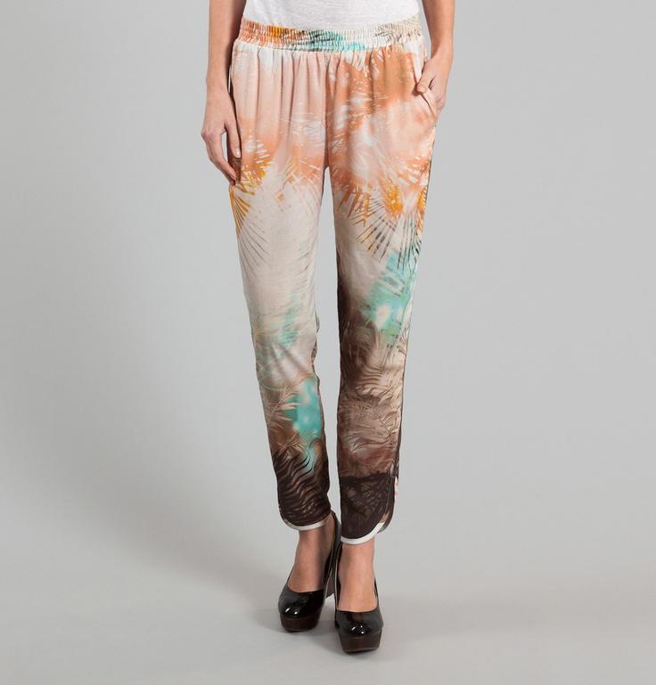 Pantalon Far Away Virginie Castaway