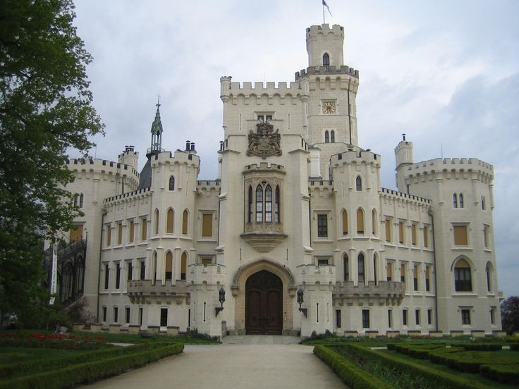 In a small village near Ceske Budejovice you can find awesome castle with big gardens.  You can also visit nearby zoo, big lake or play golf.
