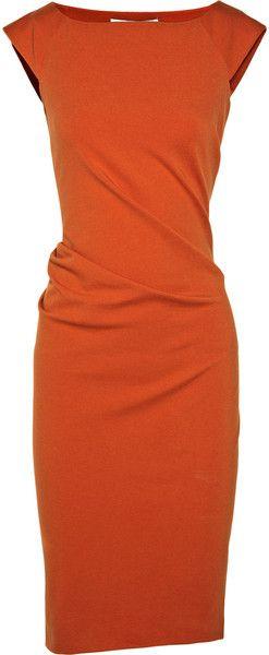 Diane Von Furstenberg Gabi Stretch jersey Dress. Simple, easy way to look chic.