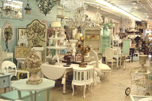I wanna go to this shop, S.Ca. called Vignettes