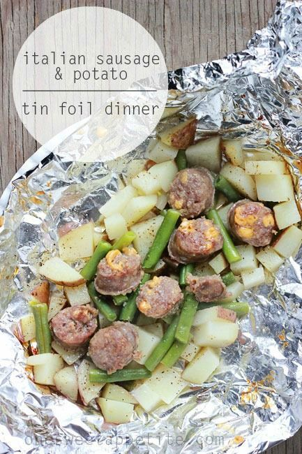italian-sausage-potato-tin-foil-dinner