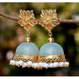 Buy Filigiri Grapes Aventurine online - JaipurMahal ethnic online store  Rajasthan jewellery  Handicraft   gift shop   Handmade products  Wedding gift online   Jaipur online for India  Rajasthani Jewellery, Crafts