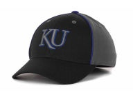 Buy Kansas Jayhawks Top of the World NCAA Buzzer Beater Cap Stretch Fitted Hats and other Kansas Jayhawks products at Lids.com