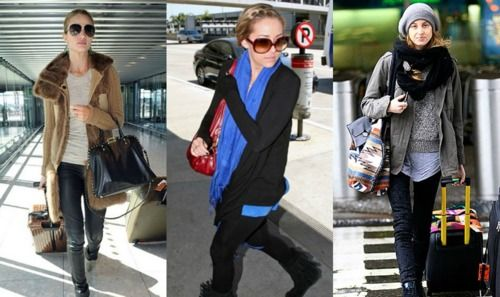 Airport style tips- travel in style!