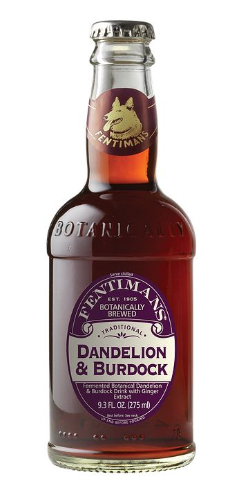 Fentimans dandelion and burdock