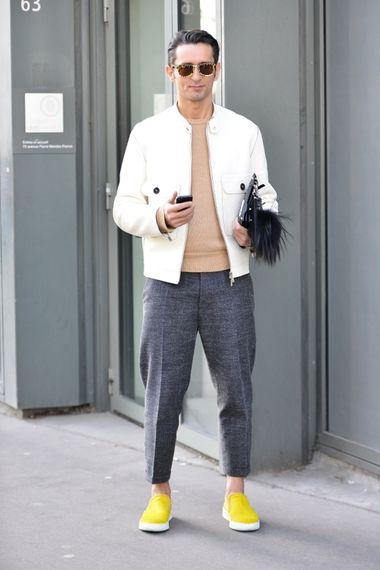 Paris fashion week | Men's Look | ASOS Fashion Finder