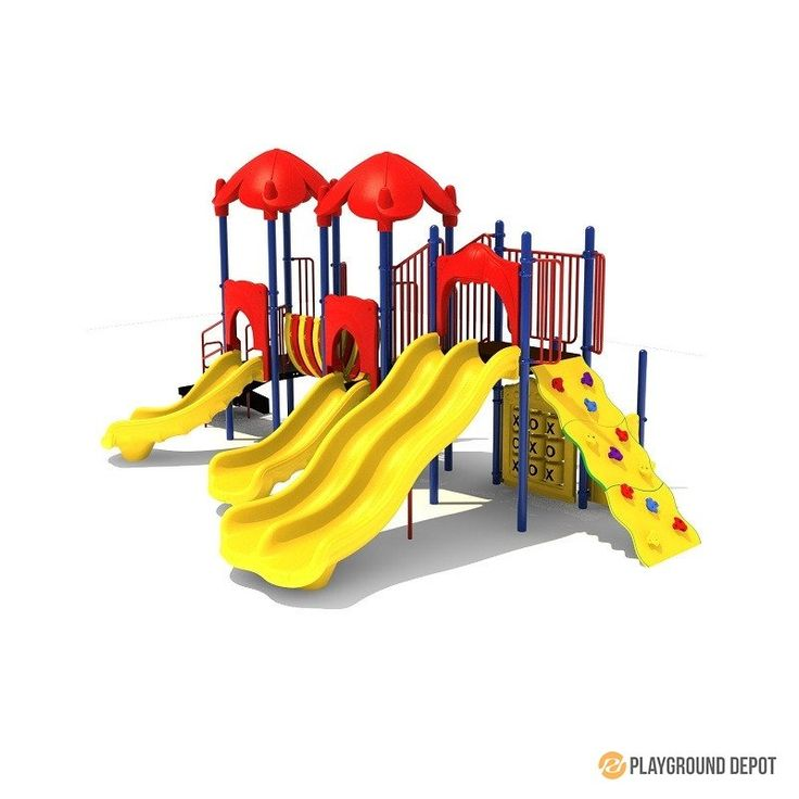 PD-KP-1501 | Commercial Playground Equipment