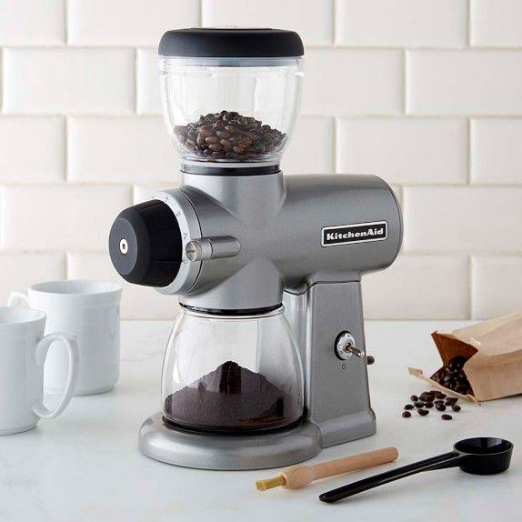 Kitchenaid 174 Burr Coffee Grinder Burr Coffee Grinder