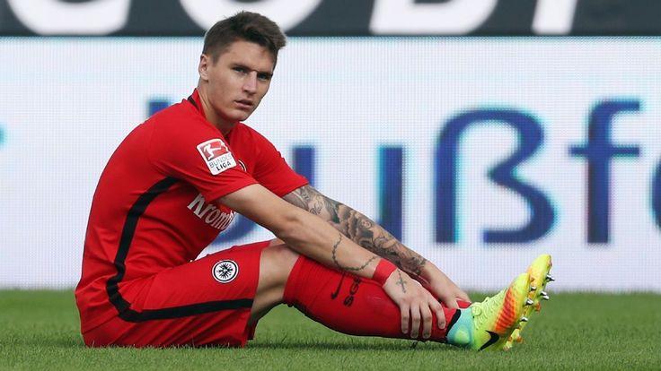 Eintracht Frankfurt's Guillermo Varela hits back over tattoo suspension
