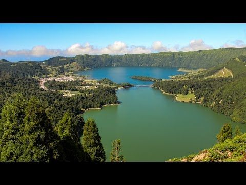 Time-Lapse video of the Amazing Azores Archipelago, Portugal - by Ricardo Sousa