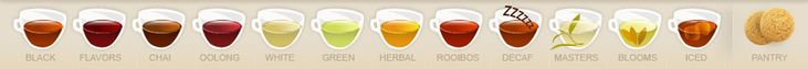 Love all the teas and the reviews so I can get a idea of what others say before I make my choice.