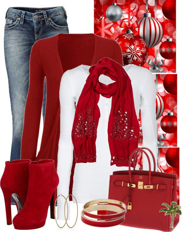 """I love Christmas"" by cindycook10 ❤ liked on Polyvore"