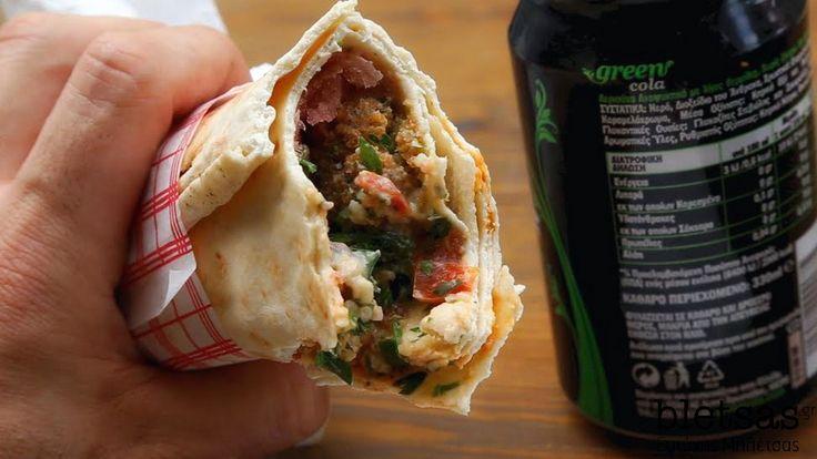 Τα καλύτερα street food της Θεσσαλονίκης