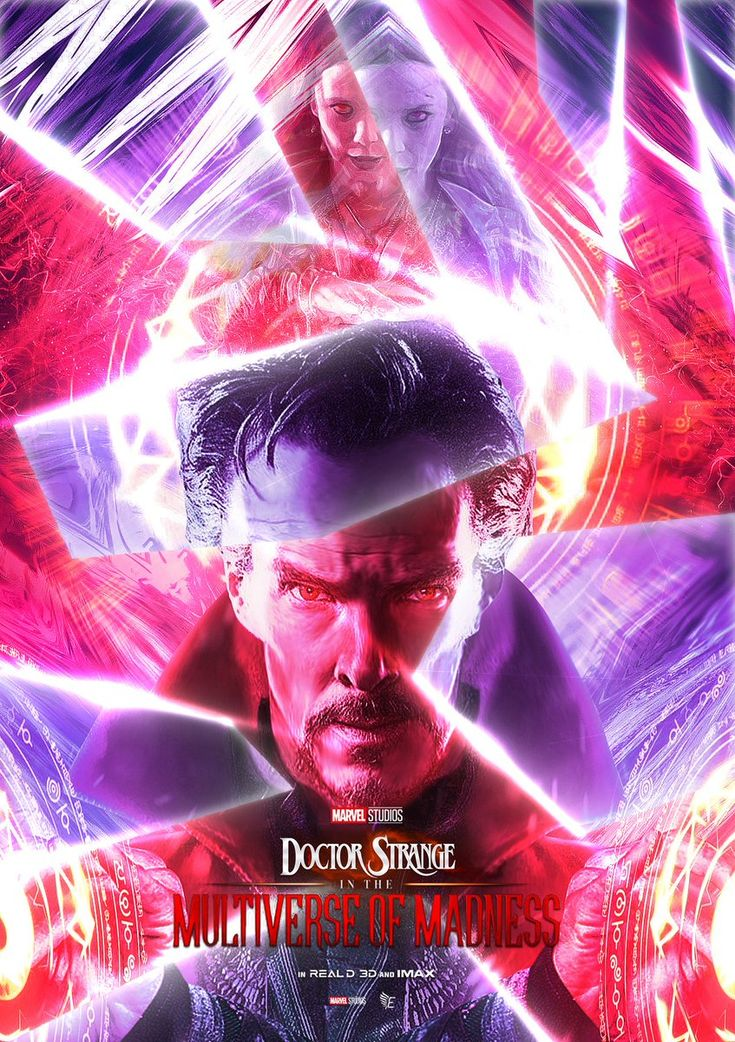 Doctor Strange in the Multiverse of Madness (2021) [847 x