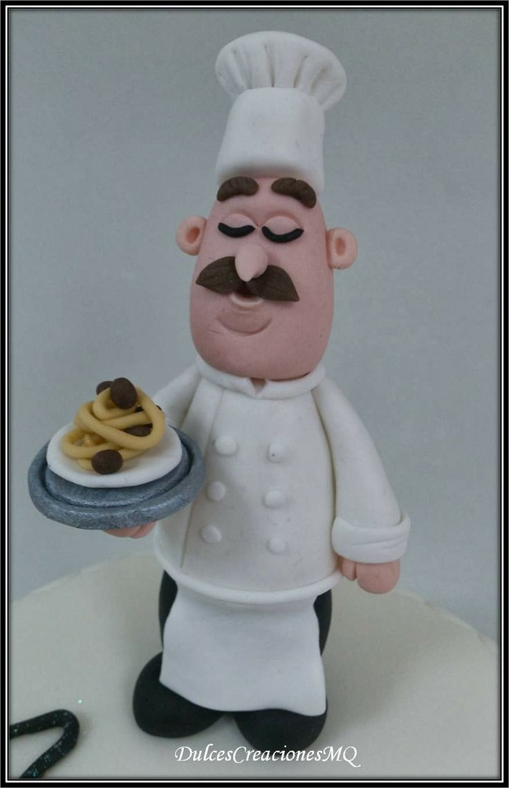 370 best Chef images on Pinterest | Chefs, Sculpture and Chef cake