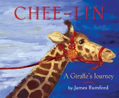 Eighty years before Columbus, China sent ships to explore the world. The Chinese discovered many marvelous things, but one discovery stood out above the others: the chee-lin. This chee-lin was just a giraffe, but to the Chinese it was an omen of good fortune so rare that it had appeared only once beforeat the birth of Confucius. In a storybook in which each page evokes the richness of faraway places and long-ago days