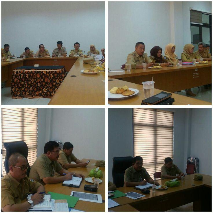 Rapat koordinasi tingkat kecamatan tgl 24 Okt 2016