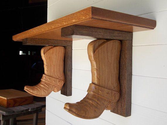 1000 Ideas About Wooden Shelf Brackets On Pinterest
